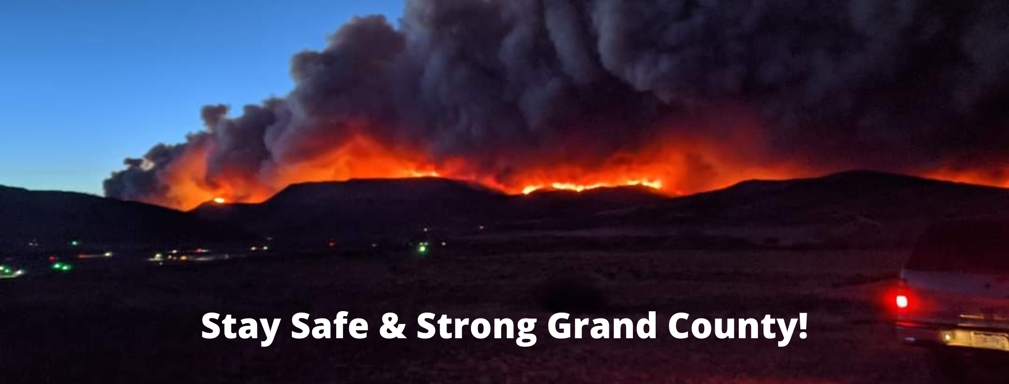 Stay Safe & Strong Grand County!