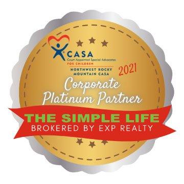 CASA Corporate Platinum Partner The Simple Life