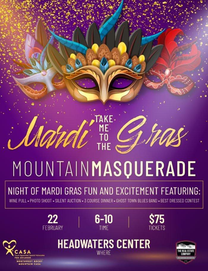Take Me to the Mardi Gras